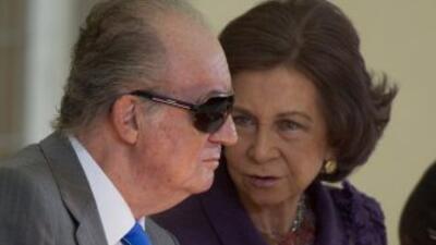 Rey Juan Carlos.
