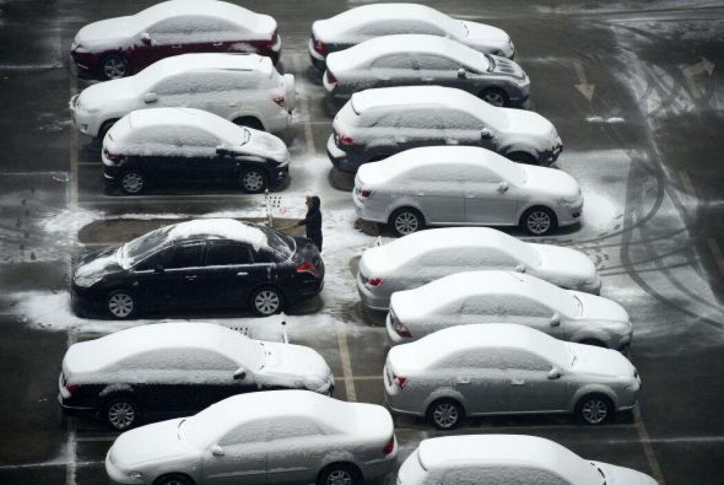 """Asimismo, destacó que la nevada del pasado 3 de noviembre fue """"la mayor..."""