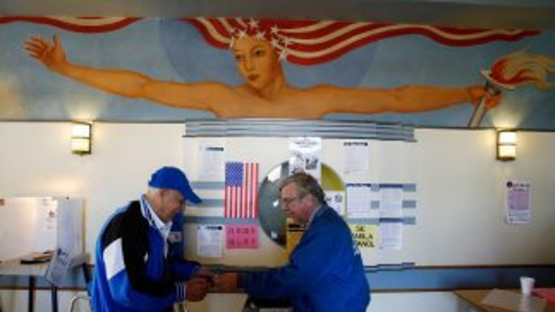 El voto latino en la elección presidencial de noviembre en Estados Unido...
