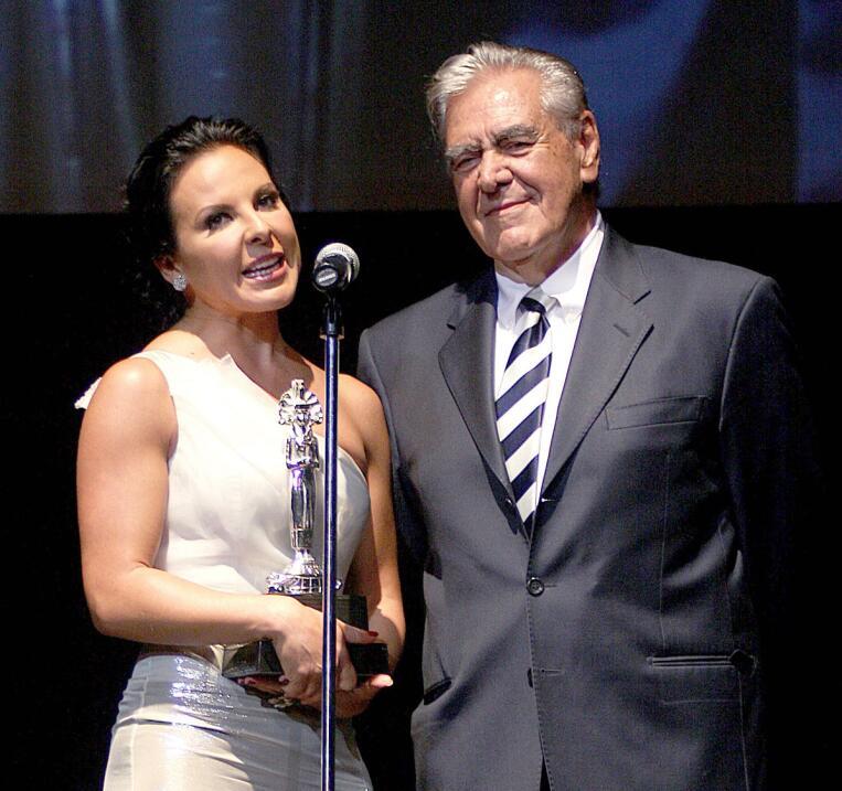 Kate y Eric del Castillo
