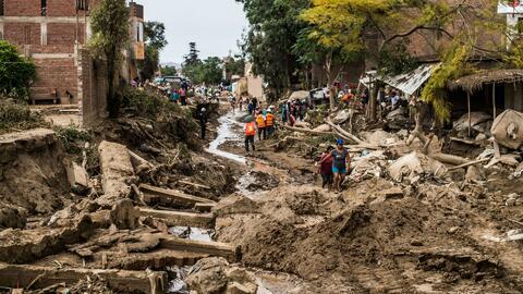 Comunidad de Nueva Jersey se une para ayudar a afectados por las lluvias...