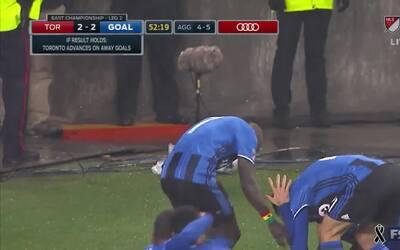 Nacho Piatti la luchó hasta el final y revivió a Montreal con este gol