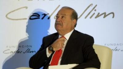 El Grupo Financiero Inbursa, propiedad del magnate mexicano, desembolsar...