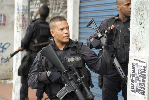 Ahora, sin embargo, los actos de violencia se están extendiendo a barrio...