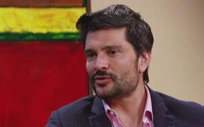 Marcelo Córdoba pensó dejar la actuación