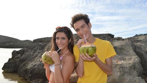 Sebastián Rivera y Prince Balboa te traen un tema refrescante este verano