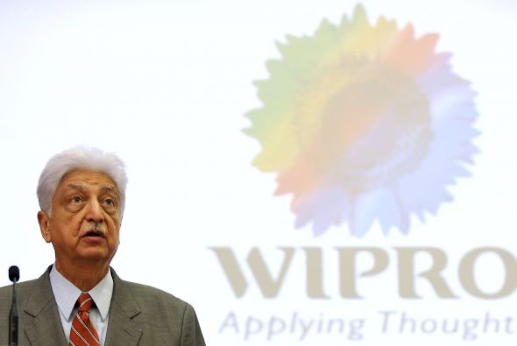 En el sexto lugar se colocó el 'Bill Gates' de la India, Azim Premji: co...