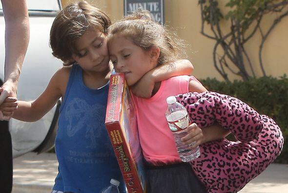 Maax y Eme, hijos de Jennifer Lopez son inseparables, incluso en vacacio...