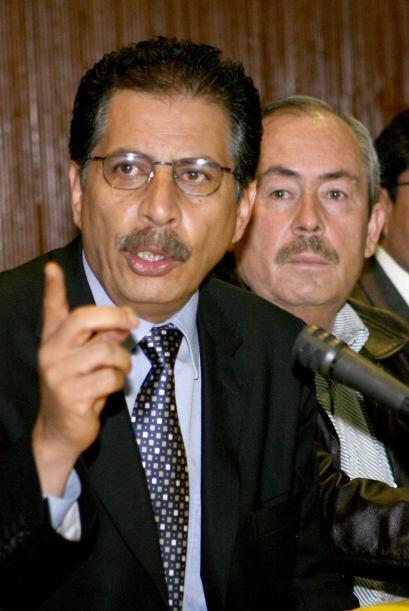 El presidente del PRD, Jesús Ortega, dijo que no se puede concede...
