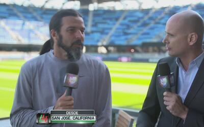 """Marcelo Balboa: """"Ojalá el equipo salga a presionar desde el minuto uno"""""""