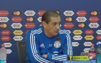 Uruguay y Paraguay están listos para enfrentarse en el Grupo B de la Cop...
