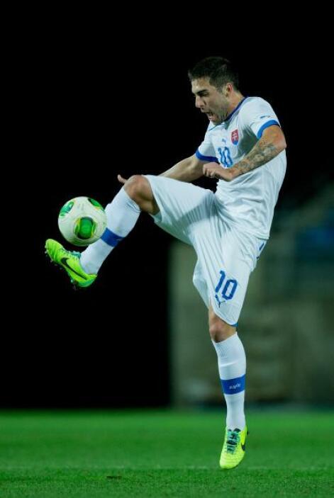 El argentino David Depetris viene recién desempacado del fútbol europeo...