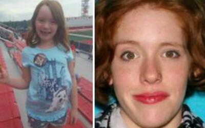 Se cree que Isabella Negri, de siete años, ha sido raptada por su...