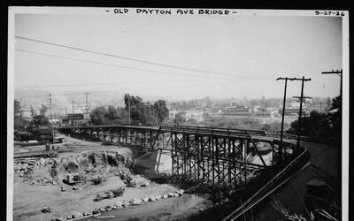La primera etapa fue construida en 1927.