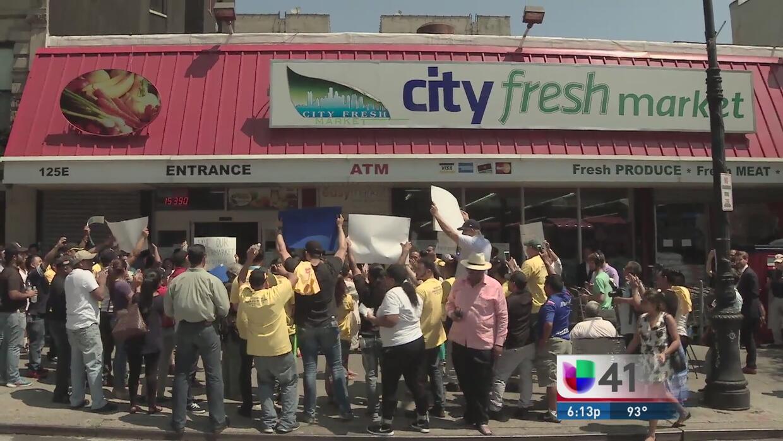 Comunidad lamenta cierre de supermercado en East Harlem