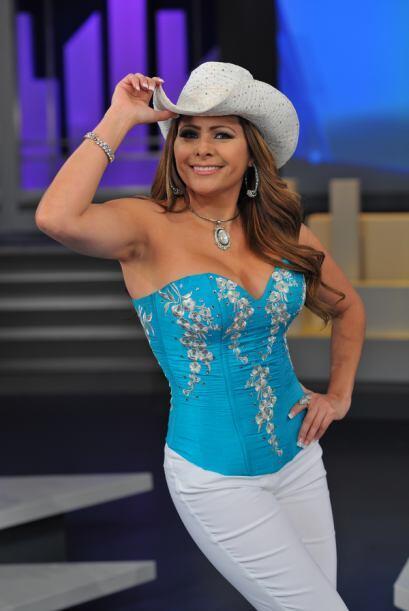 Carmen le dará un toque singular al show.
