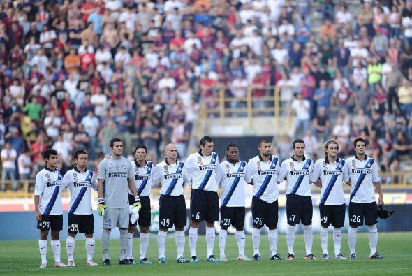 Por otra parte Inter visitó al Bologna en el debut de Claudio Ran...