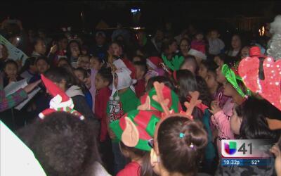 San Antonio le da la bienvenida a las fiestas decembrinas