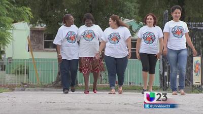 Mujeres caminarán 100 millas para ver al Papa