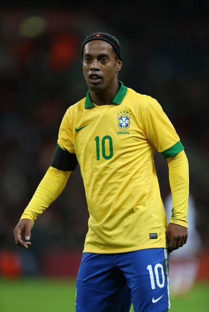 El otro futbolista tan pedido por los brasileños no puede ser otro que R...