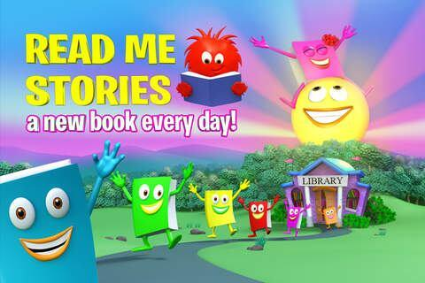 READ ME STORIES - Imagina que tu niño lea un libro nuevo cada d&i...