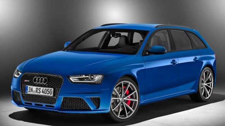 Audi rinde tributo a la legendaria RS2 que se presentó hace 20 años con...