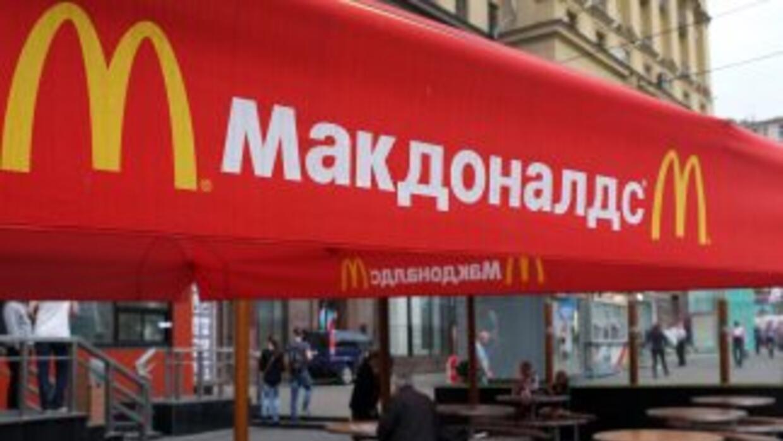 La agencia de protección del consumidor de Rusia anunció haber suspendid...