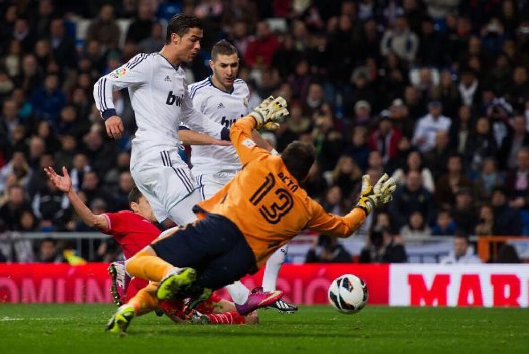 'CR7' es lo mejor que tiene el Real Madrid y si quedan dudas de que tien...