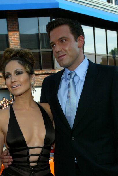 Varios de los invitados más famosos, como Bruce Willis, Matthew P...