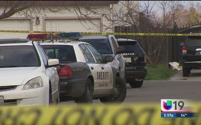 Intensa persecución y tiroteo en Elk Grove