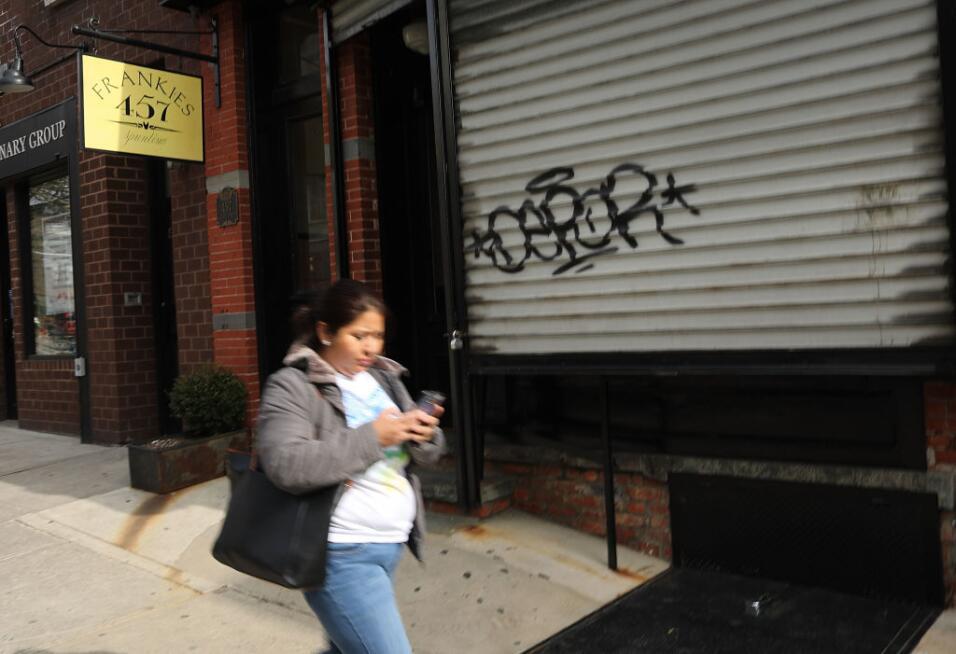 El restaurante Frankies 457 en Brooklyn fue otro de los que no abrió est...
