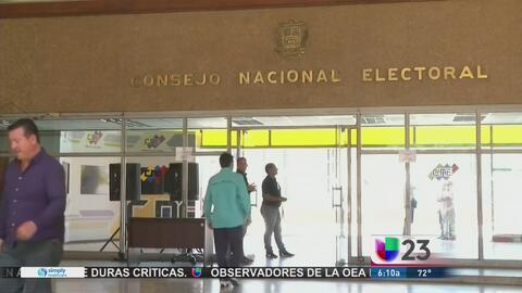 Venezolanos de Florida reaccionan a la suspensión de las posibilidades d...