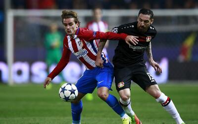 Atlético de Madrid vs. Bayer Leverkusen