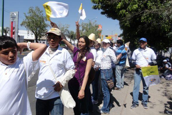 En su llegada a Guanajuato encontraron grupos de fieles que formaron val...