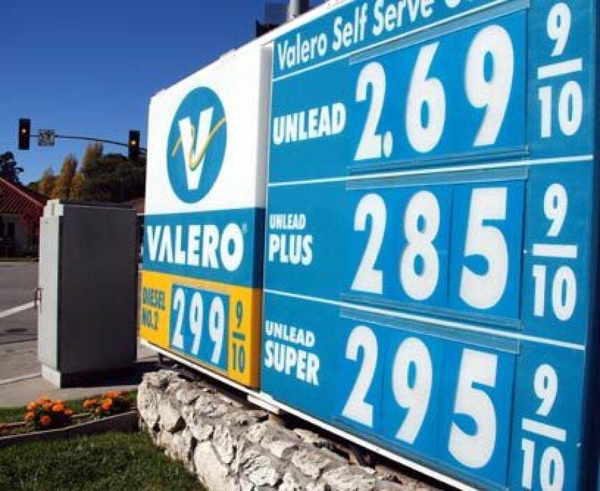 Hay que saber dóndeNo todas las gasolineras tienen el mismo precio de co...