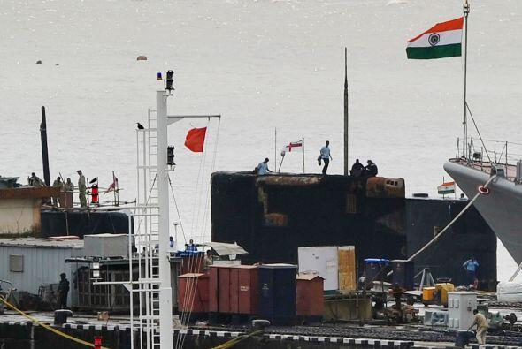 La explosión es un golpe duro para las Fuerzas Armadas indias, principal...