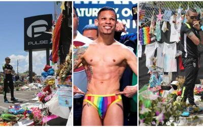 """Orlando el """"Fenómeno"""" cruz dedicó su triunfo a víctimas de la masacre en..."""