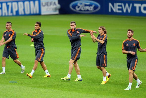 La nueva acometida por la 'décima' pone al Real Madrid en escena...
