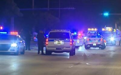 'Miami en un Minuto': un hombre resulta arrestado y en el hospital tras...