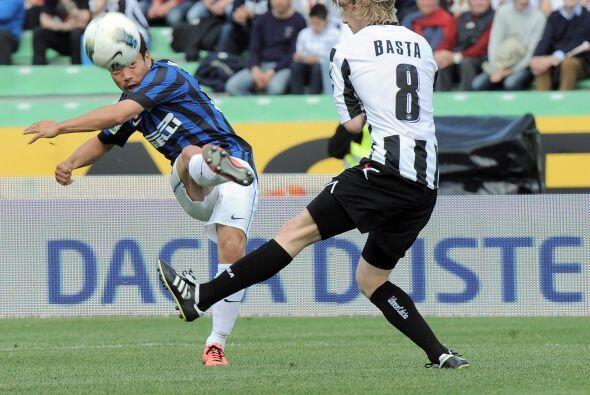 El otro equipo de Milán, el Inter, se metió a la casa del...