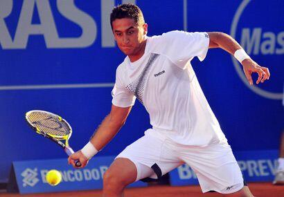 Ahora su rival será Frederico Gil de Portugal en cuartos de final. (ATP:...