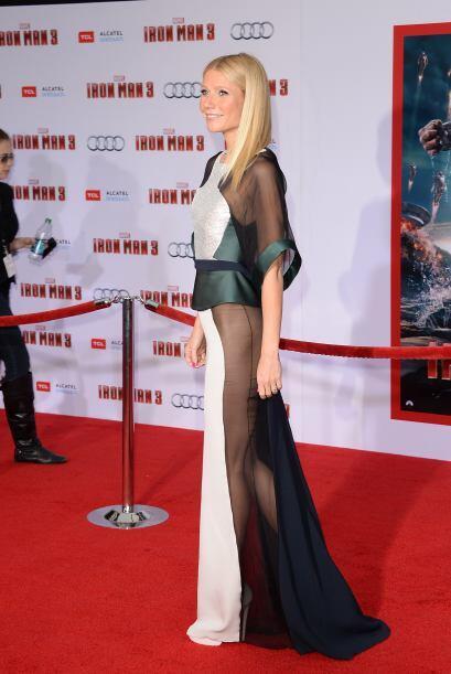 ¿Quién no quisiera ir a ver Iron Man 3 después de ver los encantos de la...