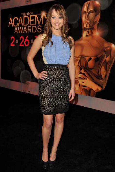 Sin lugar a dudas, Jennifer Lawrence también es una de las mujeres más s...