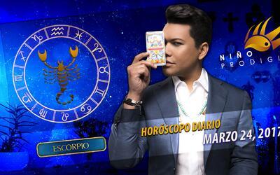 Niño Prodigio - Escorpión 24 de marzo, 2017