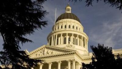 Capitolio de California.