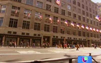 Incendio en Rockefeller Center, no hay víctimas mortales