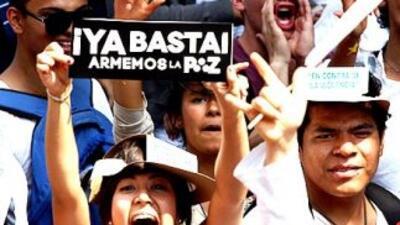La guerra contra el narcotráfico en México, iniciada en 2006, ha dejado...