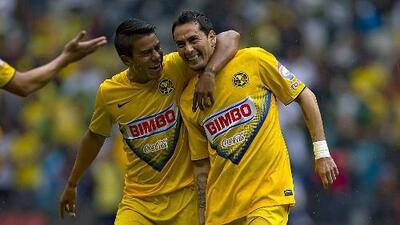 América derrotó 3 - 1 a Chiapas y recuperó el liderato de la Liga MX