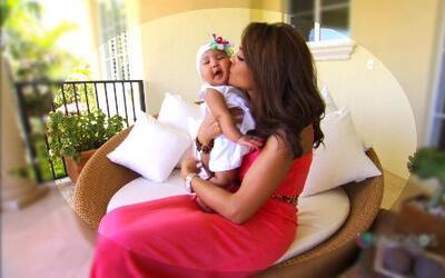 Ilia Calderón nos habla de su nueva etapa como madre