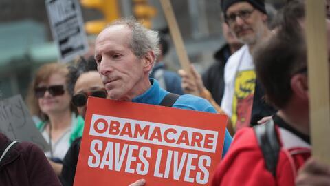 """""""Obamacare salva vidas""""."""